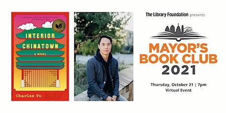 Mayor's Book Club: Interior Chinatown with Charles Yu tickets