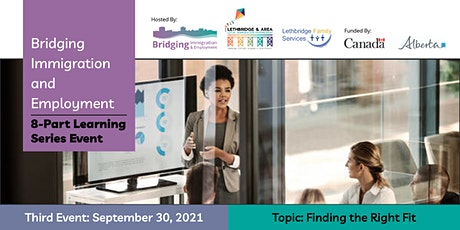 Finding the Right Fit (for Employers and Service Providers) tickets