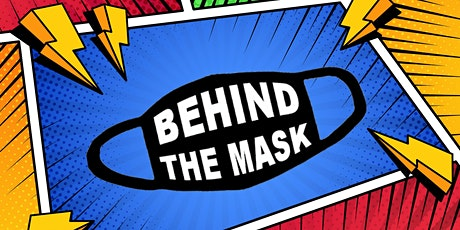 TEDx Bedford 2021: Behind the mask tickets