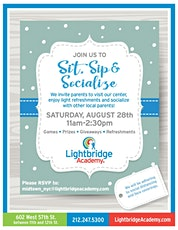 Sit Sip &  Socialize tickets