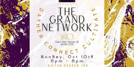The Grand Network tickets