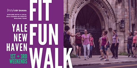 Yale + New Haven Walking Tours tickets