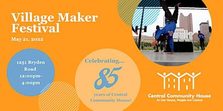Village Maker Festival tickets