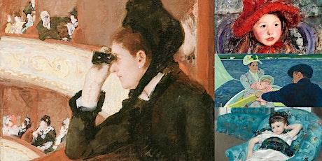 'Ex-Pat Artists Rock the Modern Art World: Mary Cassatt' Webinar tickets