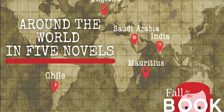 Around the World in Five Novels tickets