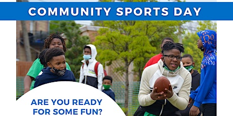 Fall Community Sports Day tickets