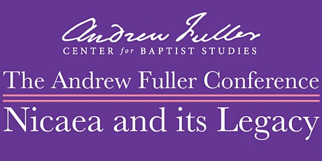 Andrew Fuller Conference 2021 tickets