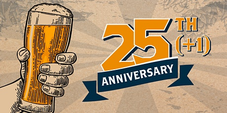 25+1 Anniversary Party Community Brew Day tickets