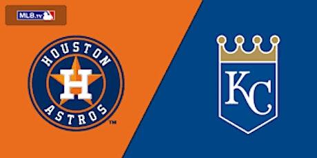 StrEams@!.Astros v Royals MLB LIVE ON 2021 tickets