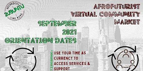 2Ubuntu September 2021 Virtual Orientation tickets