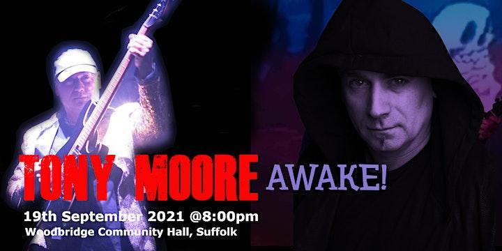 'AWAKE!' a new music experience by Tony Moore image