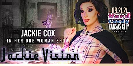 Jackie Cox in JackieVision: Kansas City tickets