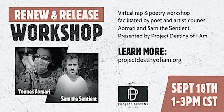 Poetry and Rap Workshop tickets