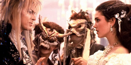 Row House Drive-In Cinema – Labyrinth tickets