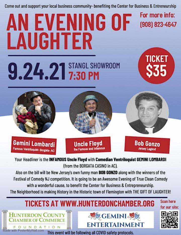 NJ Festival of Laughs image