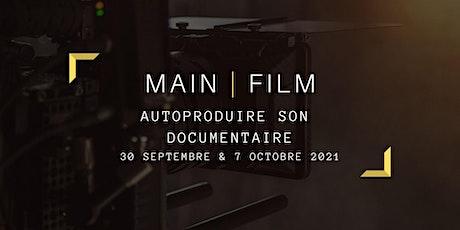 Autoproduire son documentaire   En ligne tickets