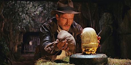 Row House Drive-In Cinema –Indiana Jones + Raiders of the Lost Ark tickets
