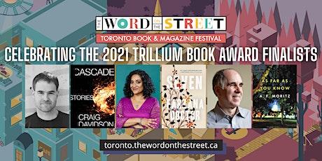 Celebrating the 2021 Trillium Book Award tickets