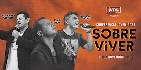 Conferência Jovem 2021 - Sobreviver ingressos