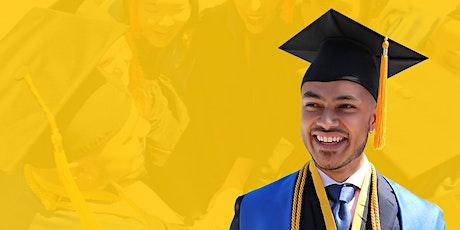 McNair Scholars and Underrepresented  Student Virtual Graduate School Fair tickets