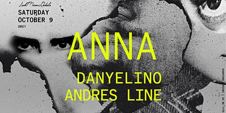 ANNA @ Club Space Miami tickets