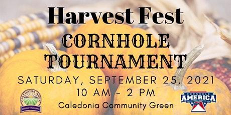 Caledonia Harvest Festival Cornhole Tournament tickets