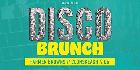 Dublin Social Disco Brunch with Ronan O tickets
