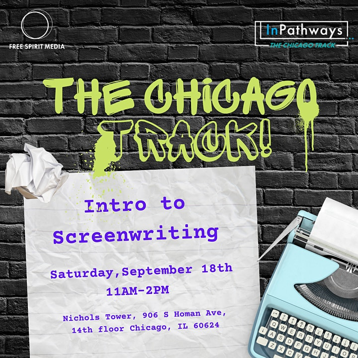 The Chicago Track: Introduction to Screenwriting ( Virtual) image