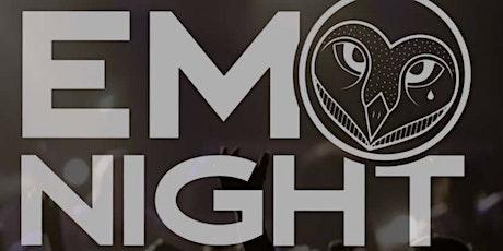 Emo Night tickets