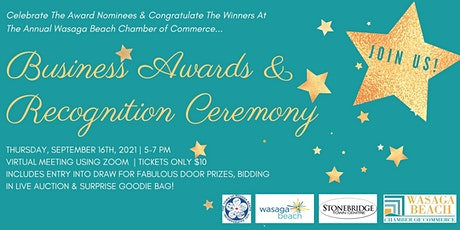 Business Awards and Recognition Ceremony tickets