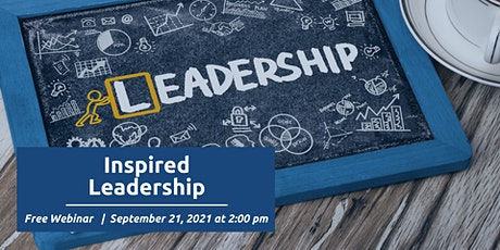 Inspired Leadership tickets