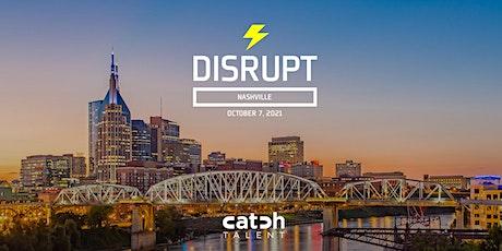 DisruptHR Nashville :: Fall 2021 tickets