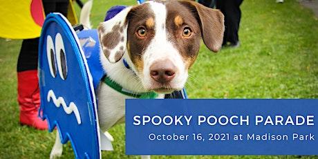 2021 Spooky Pooch Parade tickets