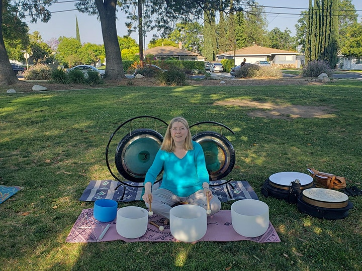 IN PERSON | Mindful Writing Workshop with Sound Therapy image
