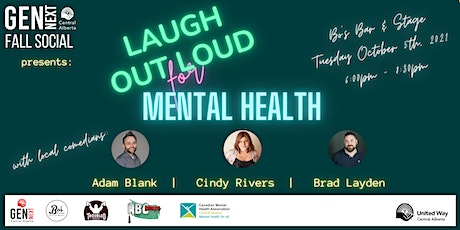 GenNext Fall Social: Laugh Out Loud for Mental Health tickets