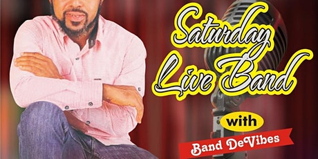 Saturday Live Band tickets