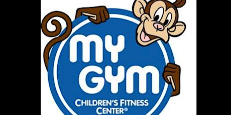 Songs 'n Swings: My Gym Fitness Class tickets