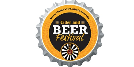 Romsey Round Table Beer & Cider Festival 2021 tickets