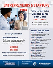 Business $ense Bootcamp tickets