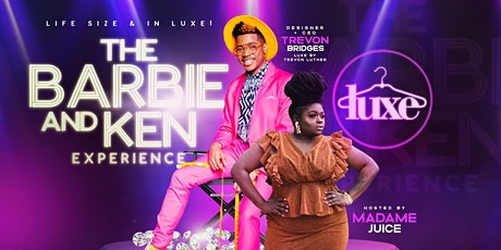 The Barbie & Ken Experience tickets