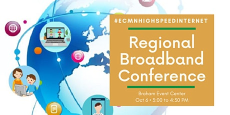 Regional Broadband Conference tickets