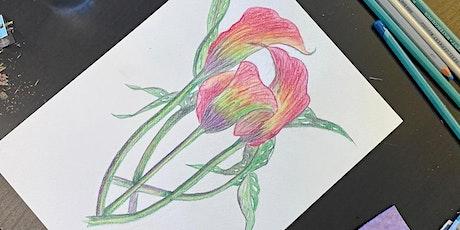 Watercolour Painting: Autumn Season tickets