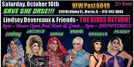 Diva's Return Drag Show tickets