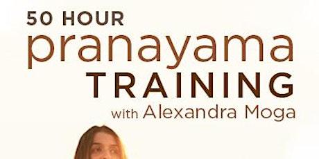 Pranayama Training tickets