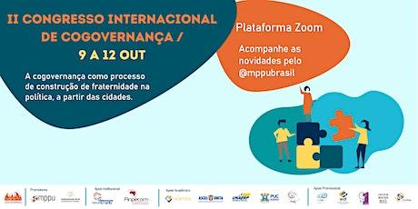 II Congresso Internacional de Cogovernança ingressos