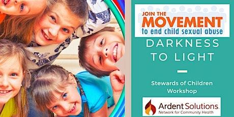 Darkness to Light Stewards of Children Workshop tickets