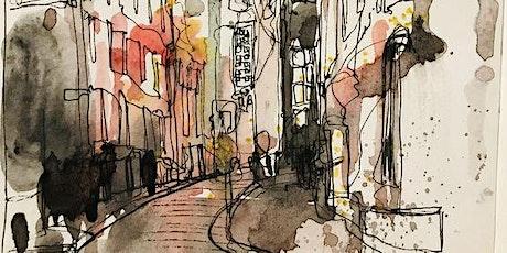 Urban Sketching: Autumn Season tickets