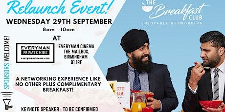 The Breakfast Club - Business Networking & Breakfast in Birmingham tickets