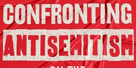 Online Book Launch: 'Confronting Antisemitism on the Left' tickets