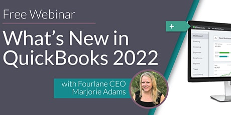 What's New In QuickBooks 2022! tickets